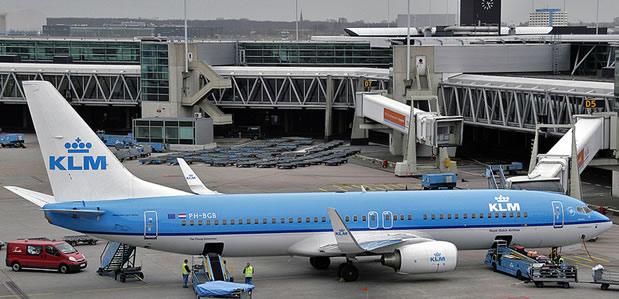 amsterdam lufthavn afgange