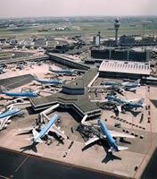 Amsterdam International Airport
